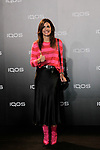 Nuria Roca attends to IQOS3 presentation at Palacio de Cibeles in Madrid. February 10,2019. (ALTERPHOTOS/Alconada)
