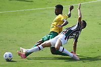 Rio de Janeiro (RJ), 06/06/2021  - Fluminense-Cuiabá - Yago jogador do Fluminense,durante partida contra o Cuiabá,válida pela 2ª rodada do Campeonato Brasileiro 2021,realizada no Estádio de São Januário,na zona norte do Rio de Janeiro,neste domingo (06).