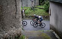 Chris Froome (GBR/Israel Start-Up Nation) in the grupetto up the Col de Portet-d'Aspet<br /> <br /> Stage 16 from El Pas de la Casa to Saint-Gaudens (169km)<br /> 108th Tour de France 2021 (2.UWT)<br /> <br /> ©kramon