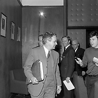 Sujet : Politique - Le Premier Ministre du Québec Jean-Jacques Bertrand<br /> Date: 26 Juin 1969<br /> <br /> Photo : Photo Moderne - © Agence Quebec Presse