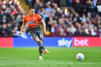 Connor Roberts of Swansea City in action during the Sky Bet Championship match between Aston Villa and Swansea City at Villa Park in Birmingham, England, UK.  Saturday 20 October  2018