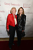 Iris Love and Dame Jillian Sackler attend the New York Landmarks Conservancy's 22nd Living Landmarks Gala on November 5, 2015 at The Plaza Hotel in New York, New York. USA<br /> <br /> photo by Robin Platzer/Twin Images<br />  <br /> phone number 212-935-0770
