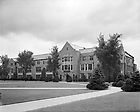Cushing Hall of Engineering - The University of Notre Dame Archives