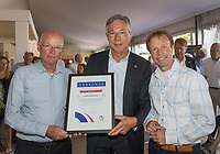 Den Bosch, Netherlands, 13 June, 2017, Tennis, Ricoh Open,  Rolf Thung, erelid KNLTB<br /> Photo: Henk Koster/tennisimages.com