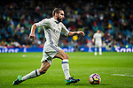Daniel Carvajal Ramos of Real Madrid in action during their La Liga match between Real Madrid and Athletic Club at the Santiago Bernabeu Stadium on 23 October 2016 in Madrid, Spain. Photo by Diego Gonzalez Souto / Power Sport Images