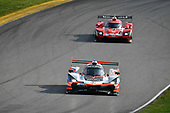 #7 Acura Team Penske Acura DPi, DPi: Helio Castroneves, Ricky Taylor ,#31 Whelen Engineering Racing Cadillac DPi, DPi: Pipo Derani, Felipe Nasr