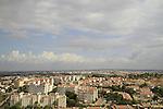 Israel, Sharon region, a view of Rosh Haayin