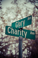 Glory Crosses Charity