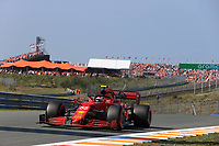 3rd September 2021: Circuit Zandvoort, Zandvoort, Netherlands;   FORMULA 1 HEINEKEN DUTCH GRAND PRIX 2021 Carlos Sainz Jr ESP 55 , Scuderia Ferrari Mission Winnow