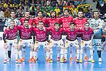 Rios R. Zaragoza during Semi-Finals Futsal Spanish Cup 2018 at Wizink Center in Madrid , Spain. March 17, 2018. (ALTERPHOTOS/Borja B.Hojas)