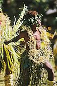 hienghène, danseur de Ouaré