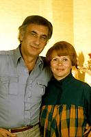 FILE -  Jean lajeunesse, Jeanette Bertrand<br /> ,  dans les annee 80<br /> <br /> <br /> PHOTO  : Publiphoto<br /> -  Agence Quebec Presse