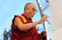 20121012_Dalai Lama in Charlottesville