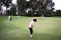 CHINA. Huatang International Golf Club in Beijing. 2009