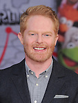 Jesse Tyler Ferguson attends Disney's Muppets Most Wanted World Premiere held at The El Capitan Theatre in Hollywood, California on March 11,2014                                                                               © 2014 Hollywood Press Agency