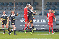 Maurane Marinucci (7) of Standard pictured during a female soccer game between Eendracht Aalst and Standard Femina de Liege on the 11 th matchday of the 2020 - 2021 season of Belgian Scooore Womens Super League , Saturday 23 of January 2021  in Aalst , Belgium . PHOTO SPORTPIX.BE | SPP | STIJN AUDOOREN