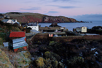 St Abbs on the Berwickshire Coastal Path, Scottish Borders<br /> <br /> Copyright www.scottishhorizons.co.uk/Keith Fergus 2011 All Rights Reserved