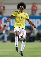 Colombia's Carlos Sanchez during international friendly match. June 7,2017.(ALTERPHOTOS/Acero) (NortePhoto.com) (NortePhoto.com)