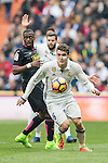 Mateo Kovacic of Real Madrid during the match Real Madrid vs RCD Espanyol, a La Liga match at the Santiago Bernabeu Stadium on 18 February 2017 in Madrid, Spain. Photo by Diego Gonzalez Souto / Power Sport Images