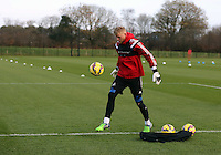 Pictured: Goalkeeper David Cornell Wednesday 10 December 2014<br />