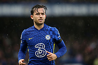 Ben Chilwell of Chelsea  during Chelsea vs Southampton, Premier League Football at Stamford Bridge on 2nd October 2021