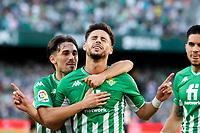2021.10.24 La Liga Real Betis VS Rayo Vallecano