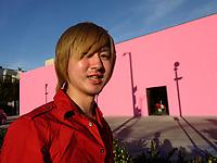 """""""I'm Japanese,"""" Melrose Ave., W. Hollywood, 2012"""