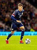 4th September 2021; Hampden Park, Glasgow, Scotland: FIFA World Cup 2022 qualification football, Scotland versus Moldova: Nathan Patterson of Scotland