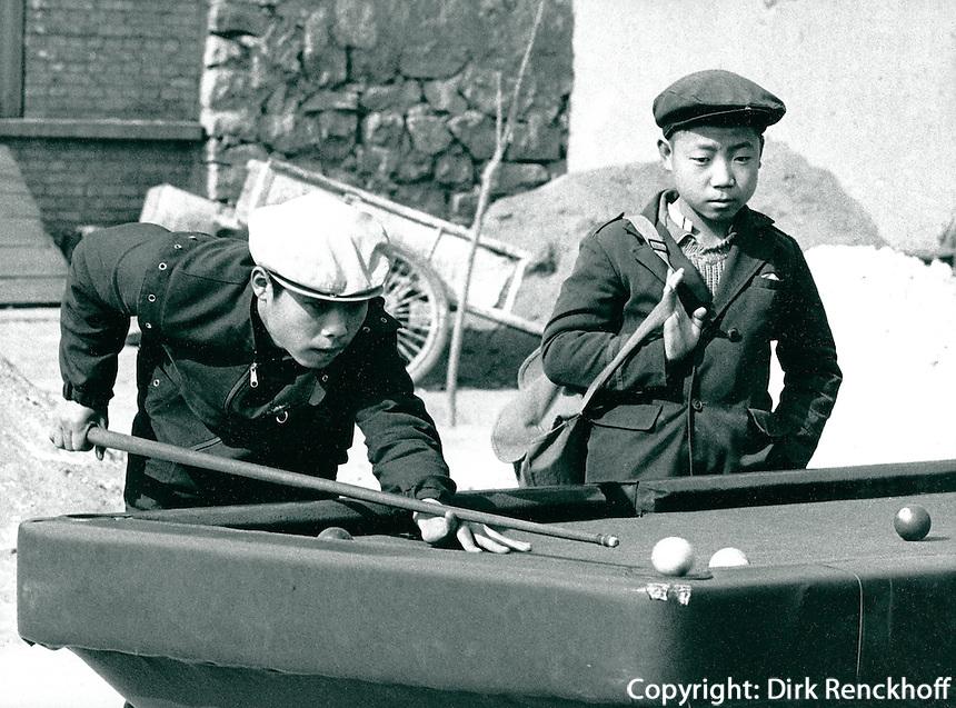 Freizeit in China 1989