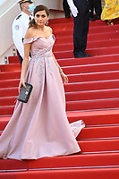 """CANNES, FRANCE. July 6, 2021: Blanca Blanco at the premiere of """"Annette"""" at the gala opening of the 74th Festival de Cannes.<br /> Picture: Paul Smith / Featureflash"""