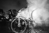 post training bike wash<br /> <br /> Elite Men's race<br /> Superprestige Diegem 2016