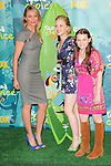Cameron Diaz,Abigail Breslin & Sofia Vassilieva  at The Fox 2009 Teen Choice Awards held at Universal Ampitheatre  in Universal City, California on August 09,2009                                                                                      Copyright 2009 DVS / RockinExposures