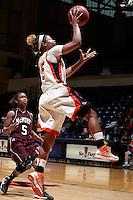 121103-McMurry @ UTSA Basketball (W)