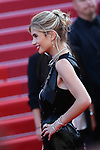 """Cannes Film Festival 2018 - 71st edition - Day 4 - May 11 in Cannes, on May 11, 2018; screening of the film """"Ash is Purest White ( Jiang hu er nv)"""" ; Fashion """"influencer"""" Xenia Van Der Woodsen"""
