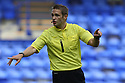 Referee Craig Pawson<br />  - Tranmere Rovers v Stevenage - Sky Bet League One - Prenton Park, Birkenhead - 7th September 2013. <br /> © Kevin Coleman 2013