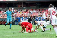 São Paulo (SP), 15/12/2019 - Futebol-Legendscup - Partida entre as lendas de São Paulo e Bayern no estádio do Morumbi, em São Paulo (SP), domingo (15).