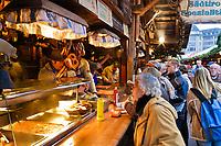 Christmas market in Hamburg, Germany mercati di natale ad Amburgo, Germny
