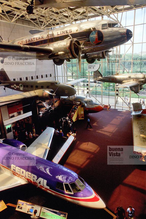 - Washington, Aerospace Museum....- Washington, Museo Aerospaziale