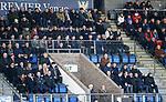23.12.2018 St Johnstone v Rangers: Rangers directors