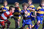 NELSON, NEW ZEALAND - AUGUST 8: Ripper Rugby - Wanderers v WOB, Brightwater, 8th August, New Zealand. (Photos by Barry Whitnall/Shuttersport Limited)