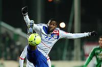 Gueida Fofana (Lyon)  .Football Calcio 2012/2013.Ligue 1 Francia.Foto Panoramic / Insidefoto .ITALY ONLY