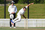 Plunket Shield - Stags v Aces