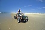 J. Nichols Surveying For Dead Sea Turtles