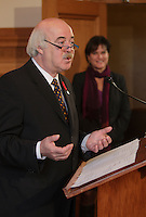 October, 2013 File Photo - Laurent Blanchard, Montreal temporary Mayor (afer Appelbaum quit and Termblay resign)