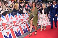 Alesha Dixon, Amanda Holden, Ant McPartlin and David Walliams<br /> arrives for the Britain's Got Talent 2018 auditions, Palladium Theatre, London<br /> <br /> <br /> ©Ash Knotek  D3373  28/01/2018