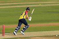 Paul Walter of Essex in batting action during Essex Eagles vs Sussex Sharks, Vitality Blast T20 Cricket at The Cloudfm County Ground on 15th June 2021