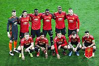 26th May 2021; STADION GDANSK  GDANSK, POLAND; UEFA EUROPA LEAGUE FINAL, Villarreal CF versus Manchester United:  MANCHESTER UNITED team photo