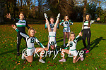 Flares Gymnastics who did a 100 backflips over the weekend to raise funds for Alexis O'ahony front row l-r: Shola Colleran, Katie Mary Jeal, Back row: Karlo Spoljar, Erin and Emma O'Sullivan, Alisha Heapes Hayley Murphy