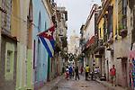 Street Scene, Old Havana