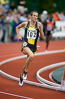 EUGENE, OR--Dathan Ritzenhein races in the men's 2 mile at the Steve Prefontaine Classic, Hayward Field, Eugene, OR. SUNDAY, JUNE 10, 2007. PHOTO © 2007 DON FERIA